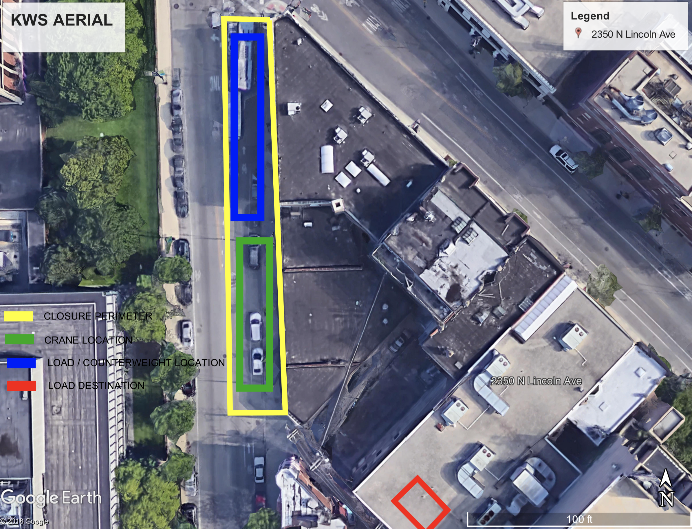 Partial Halsted Street Closure - July 2 | Lincoln Common